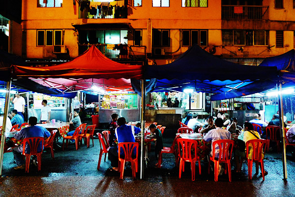 I Love The Street Food In Asia