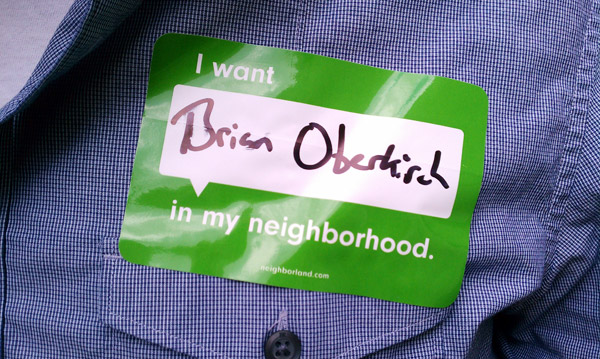 I want… powered by Neighborland, 2012